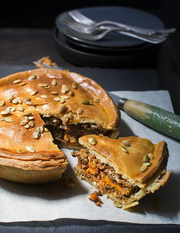 Gluten-free French Lentil And Vegetable Pie Family