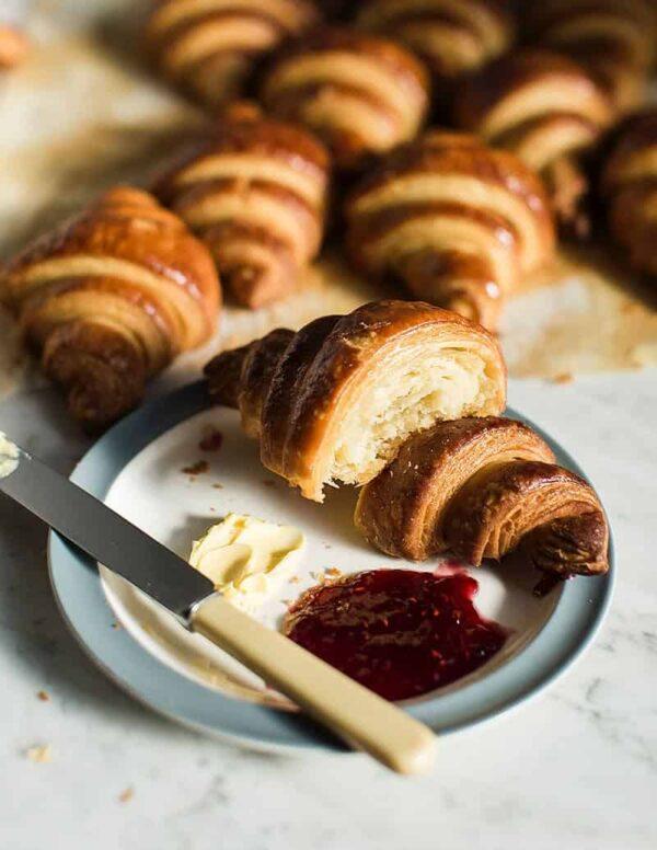 Gluten-free Croissant