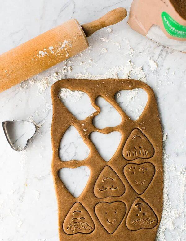 Gluten-free Gingerbread Dough