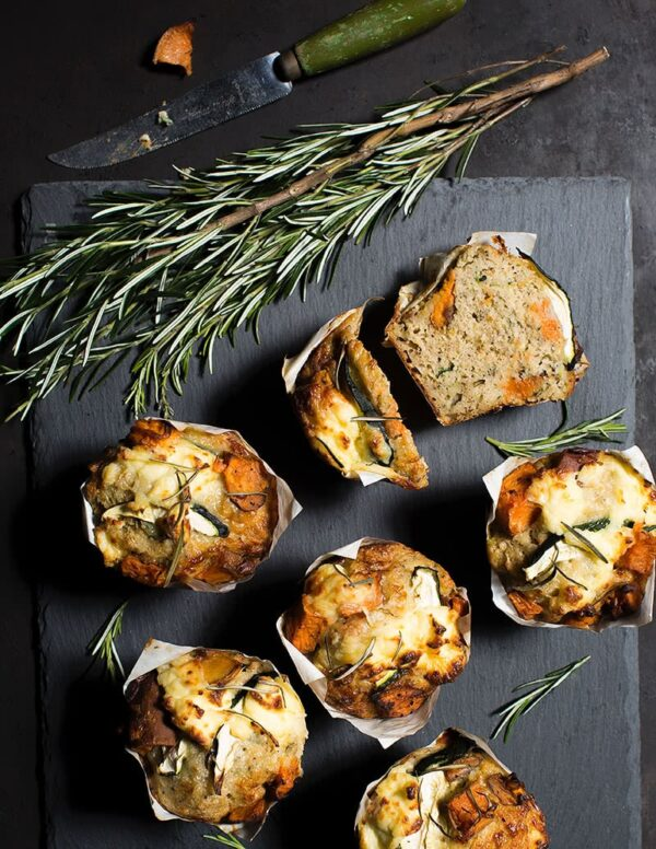 Gluten-free Seasonal Savoury Muffin