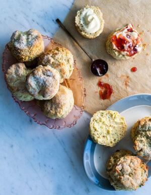 Wholegreen bakery gluten-free scones